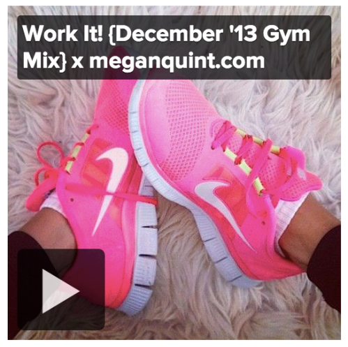 december gym workout playlist